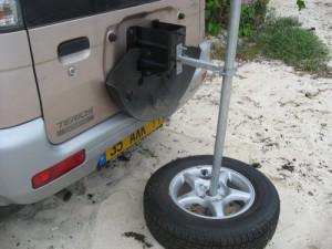 roue-antenne-mat-4x4