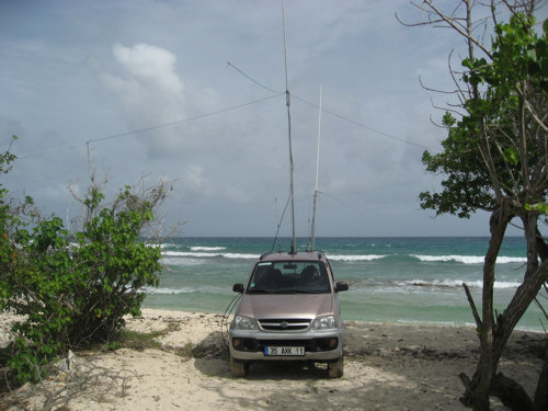 How To Convert A 4 Wheels Into Ham Radio Station