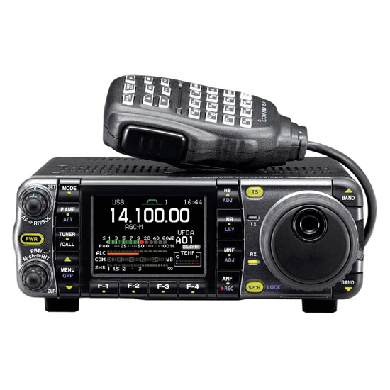 tranceiver icom ic 7000