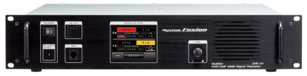 repeater yaesu dr1 144 430 mhz fm c4fm fusion