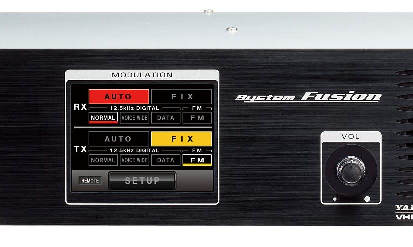 Yaesu DR1 repeater FM & C4FM 144/430MHz 50W at €500!