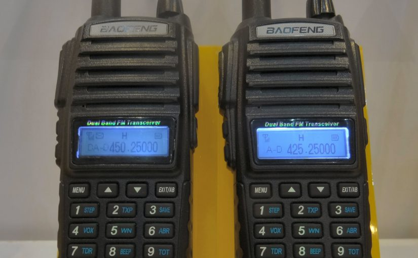 Baofeng about to launch an UV-82 DMR Tier 2 Dual-band