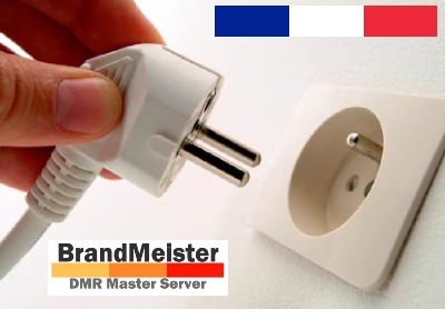 The day brandmeister DMR in France believed to die…